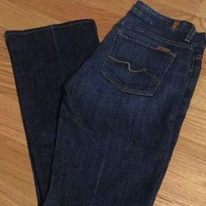 7 for all mankind bootcut kimmie does se 27